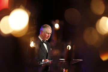 Prince Charles The Prince of Wales and Duchess of Cornwall Support the British Asian Trust
