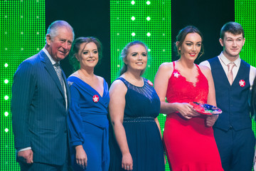 Prince Charles The Prince Of Wales Attends The Prince's Trust Awards