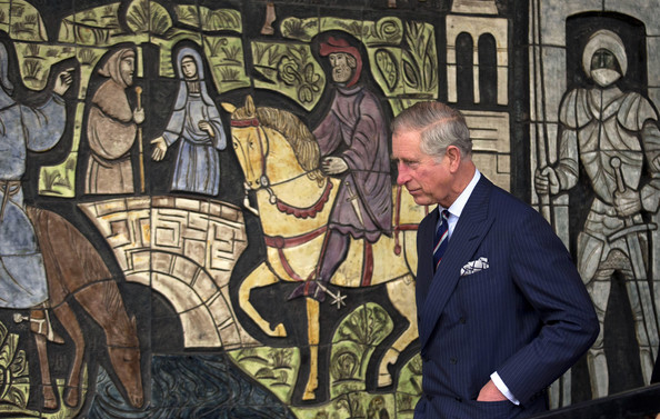Prince Charles, Prince of Wales and Camilla, Duchess of Cornwall Visit London Community Projects
