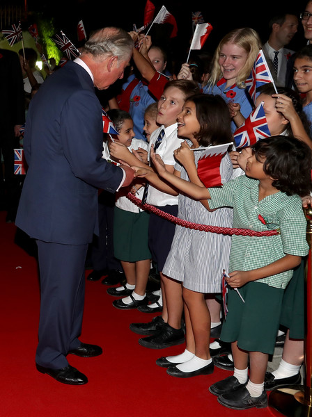 The Prince of Wales and The Duchess of Cornwall Tour Bahrain - Day 3