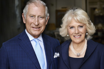 Prince Charles The Duchess of Cornwall Celebrates Her 70th Birthday