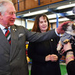 Prince Charles Prince Of Wales And Duchess Of Cornwall Visit Leicestershire