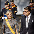 Prince Constantijn of the Netherlands Dutch Royal Family Attends Prinsjesdag 2020 In The Hague