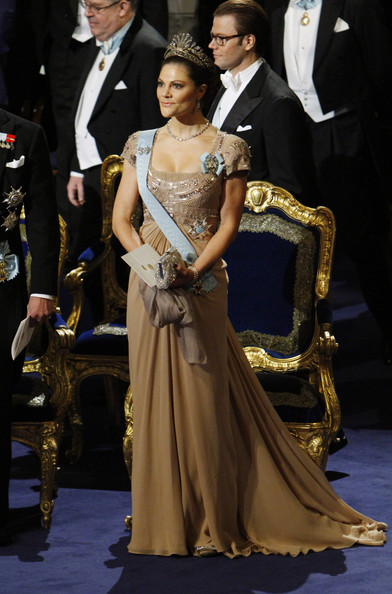 Prince Daniel Crown Princess Victoria and Prince Daniel of Sweden attend the annual Nobel Prize Award Ceremony at The Concert Hall on December 10, 2010 in Stockholm, Sweden. Dignitaries in Norway have honored the winner of this year's Nobel Peace Prize , imprisoned Chinese dissident Liu Xiaobo, with an empty chair. The award's winner is being held in a chinese prison with China enforcing a blackout ot western news coverage of the event.