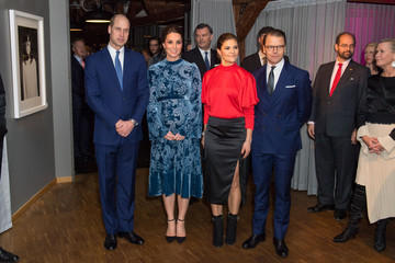 Prince Daniel The Duke and Duchess of Cambridge Visit Sweden and Norway - Day 2