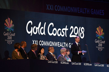 Prince Edward Gold Coast 2018 Commonwealth Games - Closing Ceremony