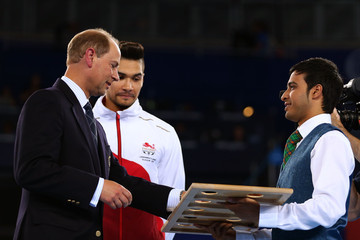 Prince Edward 20th Commonwealth Games: Artistic Gymnastics