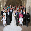 Prince Felix Wedding Of Prince Felix Of Luxembourg & Claire Lademacher : Reception At 'Couvent Royal'