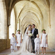 Prince Felix of Luxembourg Wedding Of Prince Felix Of Luxembourg & Claire Lademacher : Reception At 'Couvent Royal'