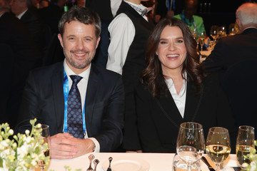 Prince Frederik Previews - Winter Olympics Day -1