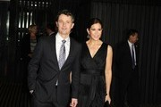 Prince Frederik of Denmark (L) and Princess Mary of Denmark attend the Danish Ambassadors dinner at Doltone House, Pyrmont on November 21, 2011 in Sydney, Australia. Princess Mary and Prince Frederik are on their first official visit to Australia since 2008. The Royal visit begins in Sydney, before heading to Melbourne, Canberra and Broken Hill.