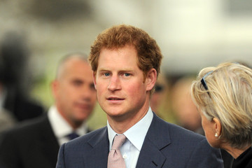 Prince Harry The Chelsea Flower Show