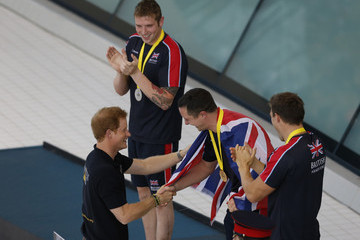 Prince Harry Invictus Games - Day Four - Swimming