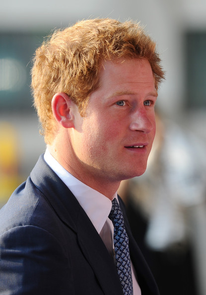 Prince Harry Prince Harry attends the WellChild awards at the London Hilton on September 22, 2014 in London, England.