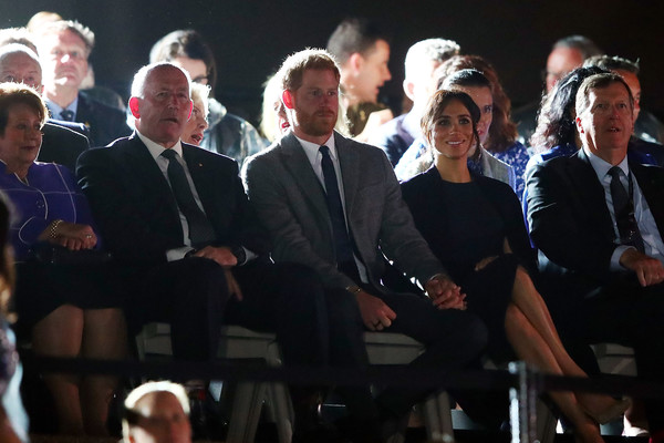 Prince Harry And Peter Leahy Photos Photos Invictus Games Sydney