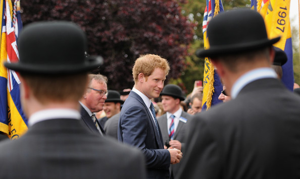 Prince Harry Prince Harry at the Suffolk Show during an official visit to Suffolk on May 29, 2014 in Ipswich, England.