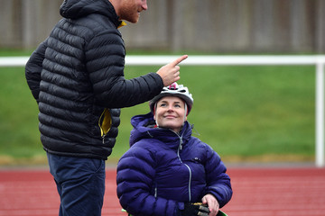 Prince Harry Prince Harry Attends UK Team Trials For The Invictus Games Orlando 2016