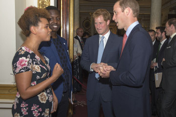 Prince Harry The Queen's Young Leaders Programme Launched