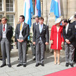 Prince Louis Luxembourg Celebrates National Day