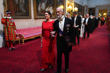 Prince Michael Of Kent US President Trump's State Visit To UK - Day One