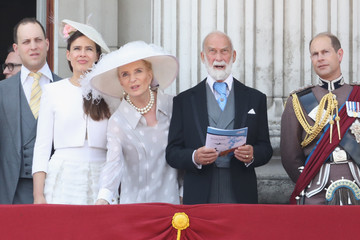 Prince Michael Trooping the Colour 2017