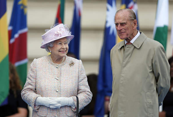 Queen Elizabeth Ii And Prince Philip 2013 Prince Philip Pictures...