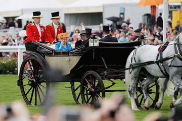 Prince Phillip Royal Ascot 2016 - Day 3
