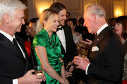 Prince Charles, Prince Of Wales shares a joke with Fearne Cotton during the Prince's Trust 'Invest In Futures' Reception at The Savoy Hotel on February 7, 2019 in London, England. Over the past 13 years, The Prince's Trust's 'Invest in Futures' event has encouraged donors to help disadvantaged young people into work, training or enterprise.