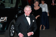 Prince Charles, the Prince of Wales attends a reception and dinner for supporters of The British Asian Trust at the Natural History Museum on February 2, 2016 in London, England.