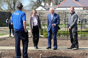 Prince Charles, Prince of Wales attends the reopening of Hillsborough Castle on April 09, 2019 in Belfast, Northern Ireland.