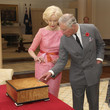 Quentin Bryce and Prince Charles
