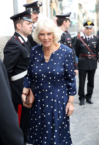 The Prince of Wales and Duchess of Cornwall Visit Italy - Day 3