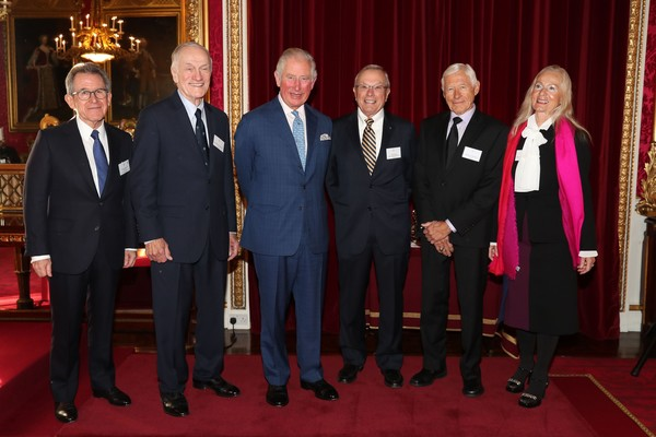 The Prince Of Wales Presents The Queen Elizbeth Prize For Engineering