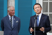 Taro Aso Photos Photo