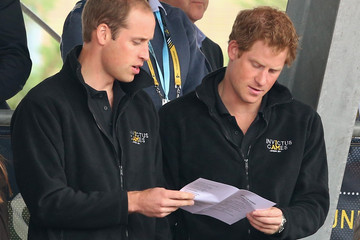 Prince William Invictus Games:  Drumhead Service