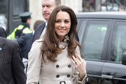 Kate+Middleton in Prince William And Kate Middleton Visit Northern Ireland