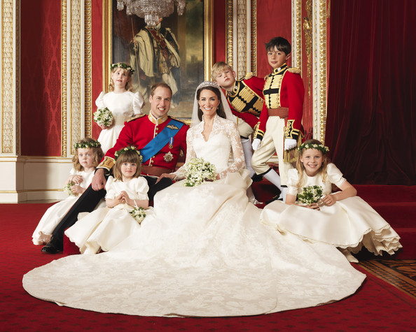 Prince William - Royal Wedding - The Next Day
