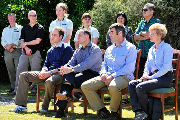 Kate Wilkinson Prince William Visits New Zealand - Day 2