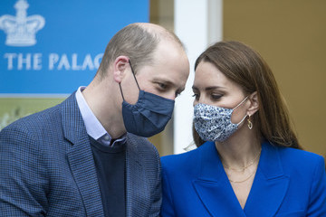 Prince William The Duke And Duchess Of Cambridge Visit Scotland - Day Four