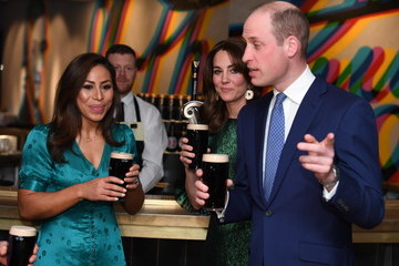Prince William The Duke And Duchess Of Cambridge Visit Ireland - Day One