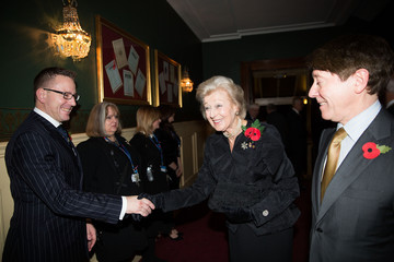 Princess Alexandra The Royal Family Attend The Festival of Remembrance