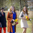 Princess Alexia King Willem-Alexander Of The Netherlands And Queen Maxima Attend The Digital Kingsday Celebration In Eindhoven