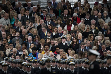Princess Anne The Queen and the Princess Royal Visit HM Naval Base in Portsmouth