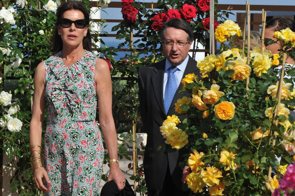 Princess Caroline Princess Caroline of Hanover attends the 44th Concours International de Bouquets at Casino de Monte-Carlo on May 7, 2011 in Monaco, Monaco.