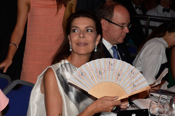 Princess Caroline Fight Aids Charity Gala in Monte-Carlo
