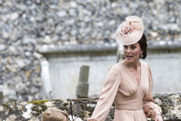 Princess Charlotte Wedding of Pippa Middleton and James Matthews
