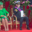 Princess Claire Royals Celebrate the National Day of Belgium 2015