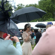 Princess Eugenie The Queen Hosts Garden Party At Buckingham Palace