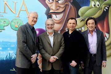 Peter Del Vecchio 'The Princess and the Frog' Photocall