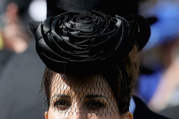 Princess Haya Bint Al Hussein Royal Ascot - Day 4